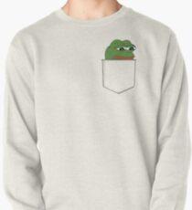 Sad Pocket Pepe Pullover