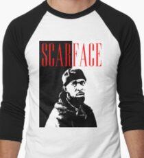 Scarface Little Men's Baseball ¾ T-Shirt