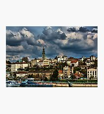 Belgrade Serbia Photographic Print