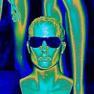 Blue Sunglasses by Igor Shrayer