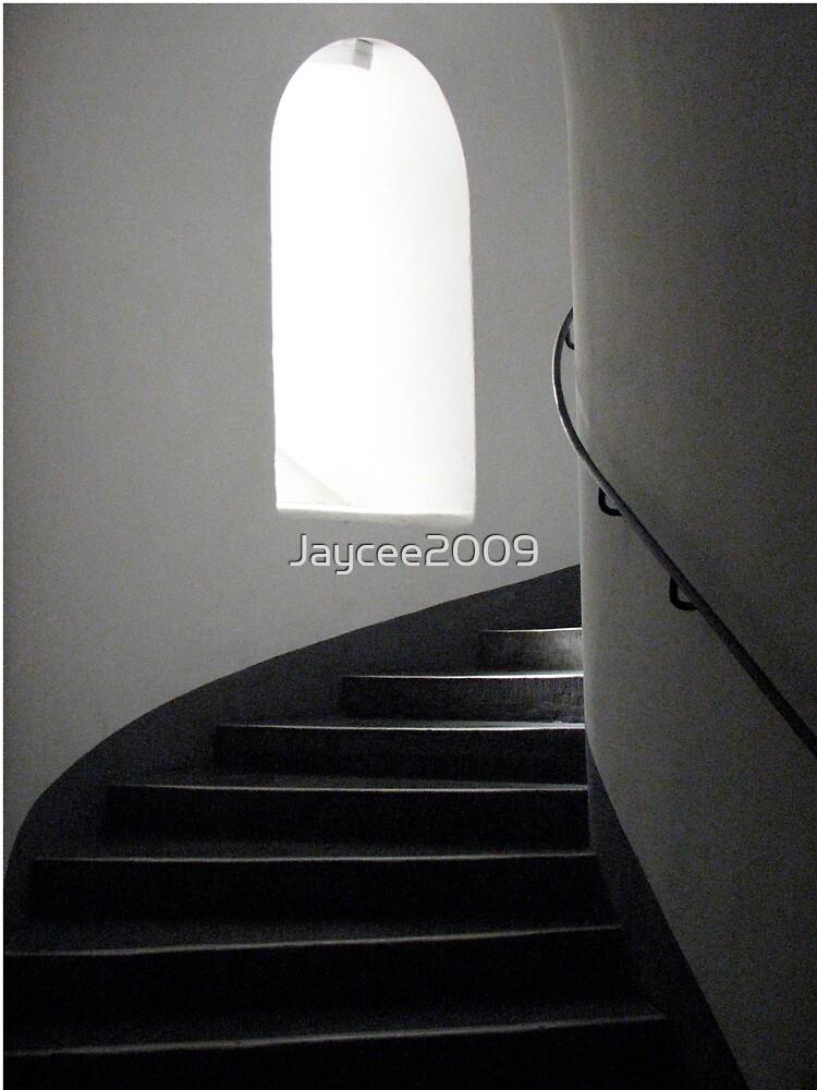 2006 Paris stairwell 2  by Jaycee2009