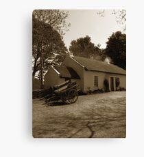 Rural Heartland Ireland Canvas Print