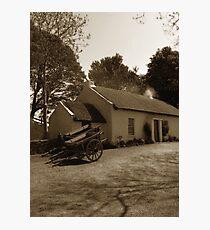 Rural Heartland Ireland Photographic Print