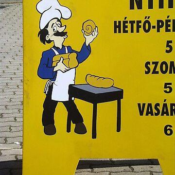 Baker by fotista