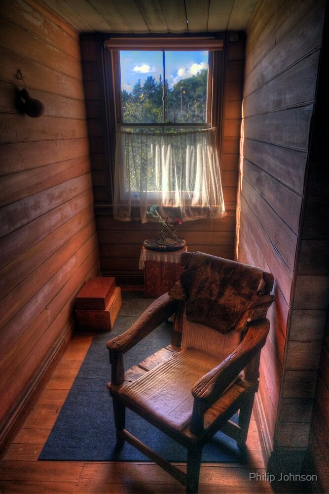 Sewing Knook - Craigmoor c1875, Hill End, NSW Australia - The HDR Experience by Philip Johnson