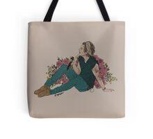 Flowers & Harry Tote Bag
