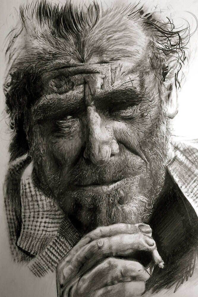 Charles Bukowski by James  Arguile