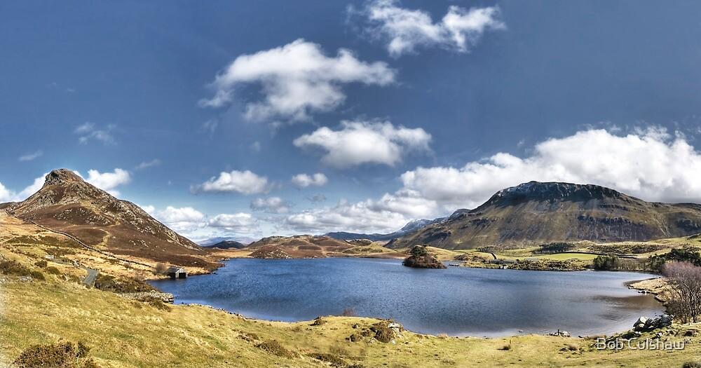 Llyn Cregennen 2, Gwynned, Wales by Bob Culshaw
