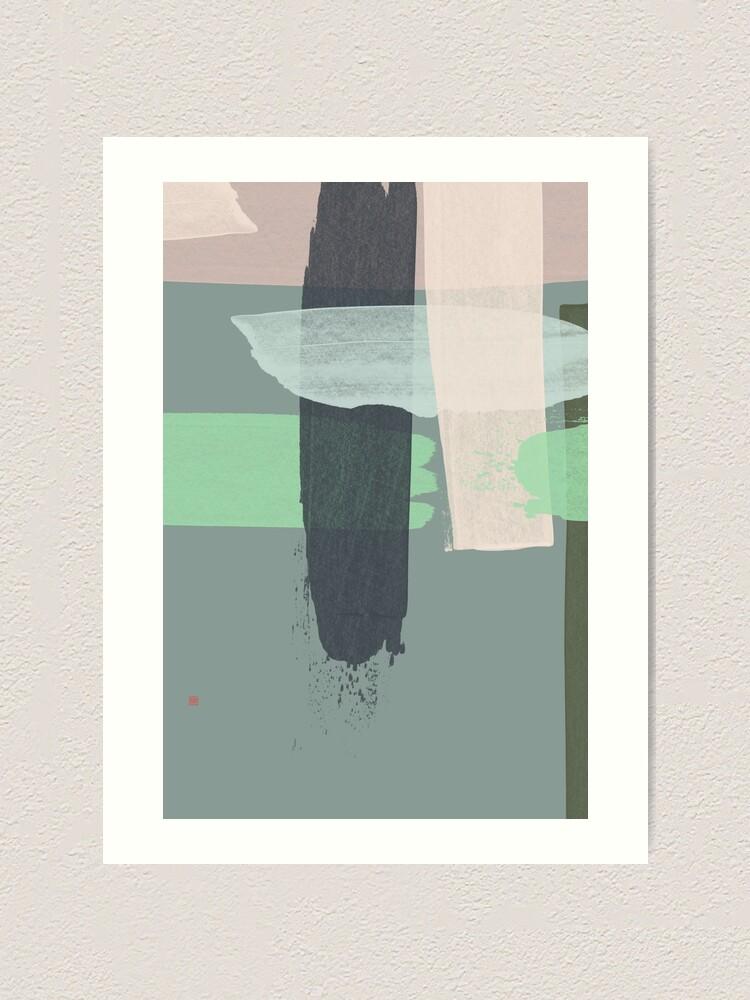 Alternate view of Wickerwork n° 1 Art Print