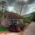 Old & New(er) - Wales by NeilAlderney