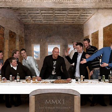 The very last supper by kizzy