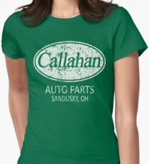 Callahan Auto Parts Women's Fitted T-Shirt