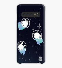 Space Bunnies Case/Skin for Samsung Galaxy