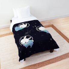 Space Bunnies Comforter