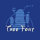 «Árbol Fort» de Cowabunga