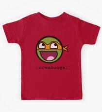 Cowabunga Buddy Squad: Michelangelo Kids Tee