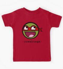 Cowabunga Buddy Squad: Raphael Kids Tee