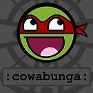 «Cowabunga Buddy Squad: Raphael» de Cowabunga