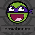 «Cowabunga Buddy Squad: Donatello» de Cowabunga