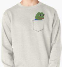 Happy Pocket Pepe Pullover