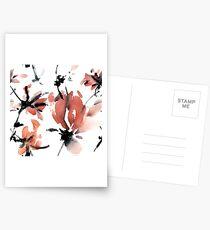 Sakura flower pattern Postcards
