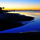 Shorncliffe at pre-dawn. Brisbane, Queensland, Australia. (3) by Ralph de Zilva