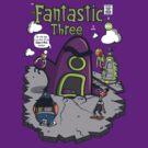 Fantastic Three by Scott Weston