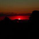 Setting Yonder Hill by Dylan B-M