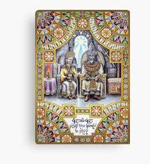 King Calmacil of Gondor Canvas Print