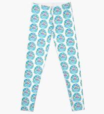 FML Unicorn Emoji JoyPixels Funny Leggings