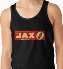 Camiseta de tirantes CERVEZA JAX DE NUEVA ORLEANS