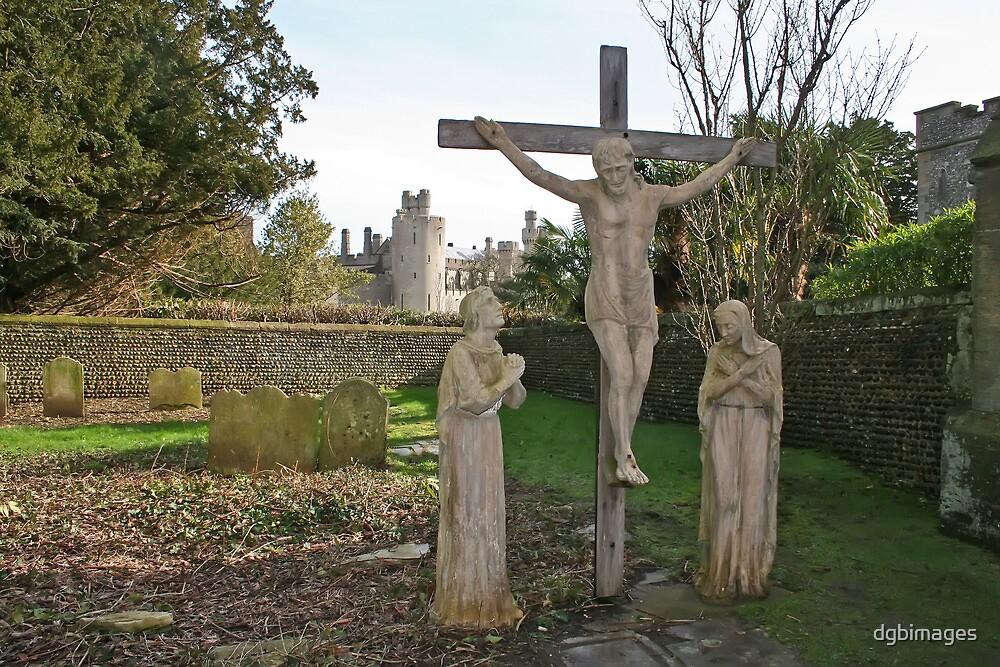 Church of St.Nicholas, arundel, West Sussex by dgbimages