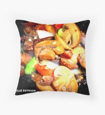SIZZLING  Throw Pillow