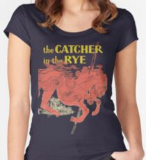 Catcher in the Rye Women's Fitted Scoop T-Shirt
