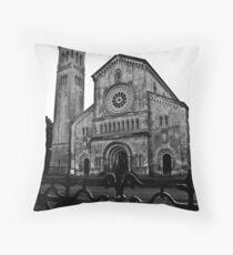 WIlton Italianate Church Throw Pillow