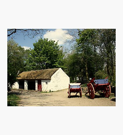 Irish Home  Photographic Print