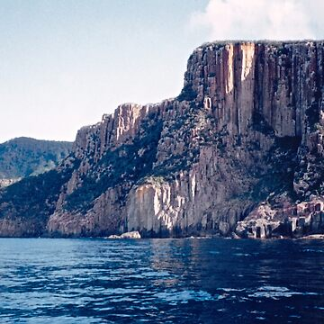TASMAN PENINSULA ~ South Side of Cape Hauy by tasmanianartist by tasmanianartist