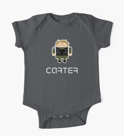 Droidarmy: Sam Carter SG-1 Kids Clothes