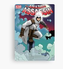 The Amazing Assassin Canvas Print