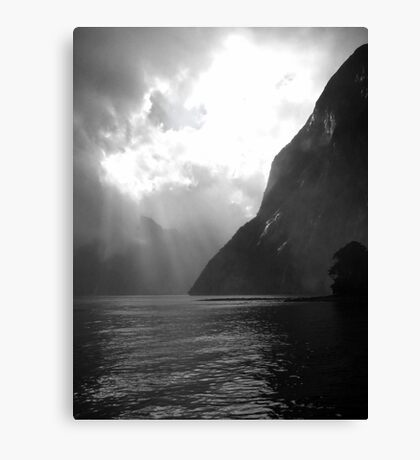 Milford Sound Splendour Canvas Print