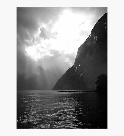 Milford Sound Splendour Photographic Print