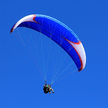 Tandem Paraglider by charlesk