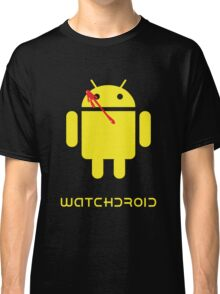 Watchdroid Classic T-Shirt