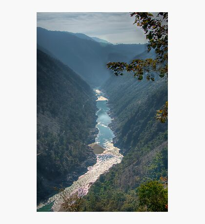 Devpryag - Another View Photographic Print