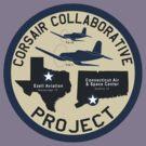 Corsair Collaborative Project Logo by warbirdwear