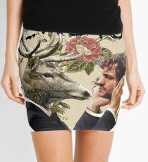 Wendigo Insignia Mini Skirt