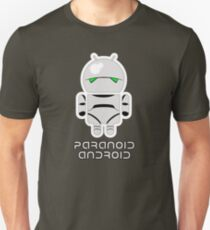 PARANOID ANDROID T-Shirt