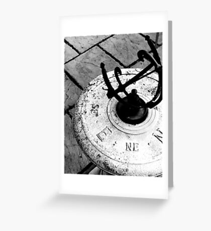 Have you got the time? Greeting Card