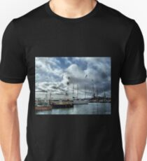 The Fleets In!  Unisex T-Shirt