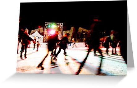 Twilight Skate - San Francisco  by bryandempler